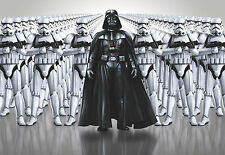 STAR WARS IMPERIAL FORCE Photo Wallpaper Wall Mural DARTH VADER STORMTROOPERS