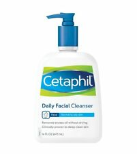 Cetaphil Daily Facial Cleanser Normal to Oily Skin 16 Ounce