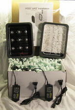 HOG3x - UAS® upflow ATS scrubber with Strings and Xtra LEDs - 3 cubes