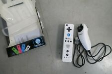 Pack manette wiimote/nunchuck wii Subsonic