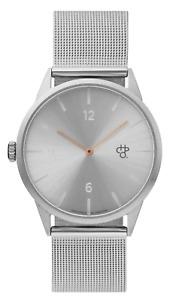 Chpo Brand Watch Armbanduhr Uhr Johanna Silver Vegan & PETA