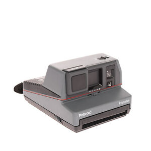 RRP €140 POLAROID ORIGINALS 600 Impulse Instant Camera Pop-Up Flash Made in UK