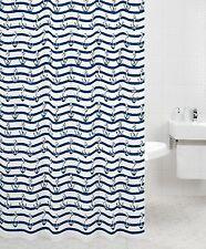 Moderne Duschvorhänge aus Polyester