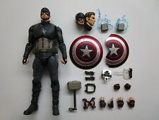Bandai S.H. Figuarts Marvel Avengers Endgame Final Battle Captain America