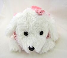Little Girl's Puppy Dog Pink Sequins Back Pack