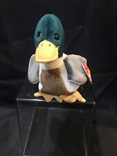 "BEANIE BABY   ""Jake""  the Mallard Duck 1997 MWT"