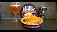 L@@K x5 Fray Bentos MINCE BEEF & Onion Pies - 425g Prepper Long Life !!!