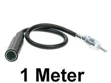 ACV Anten Verlängerungskabel 100 Cm DIN 1572-00
