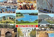 B102879 south wales tenby carigan newport    uk