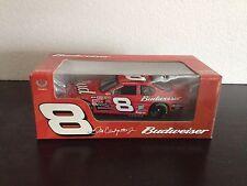 Nascar Budweiser 8 Dale Earnhartt Jr. 1:24-Scale Stock Car by Action