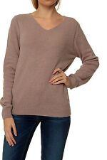Langarm Damen-Pullover & -Strickware aus Kaschmir