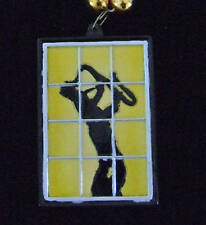 Jazz Player Tile Jazzy Club New Orleans Beads Party