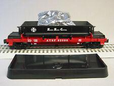 LIONEL SANTA FE ATSF COAL DUMP CAR operating  train o gauge mine 6-25942 CD NEW
