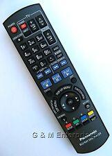 New Panasonic N2QAYB000508 Remote for DMP-BDT300, DMP-BDT350 Blu-Ray - US Seller