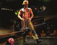 JOE MANGANIELLO SIGNED 8X10 MAGIC MIKE CHANNING TATUM Sofia vergara true bloods