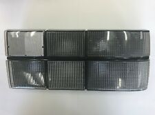 Volvo 740 Sedan Tail light set - CLEAR !!! One of the kind