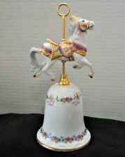 """Lenox """" The Carousel Romance Bell """" Collectible"""
