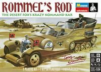 Revell Monogram 4484 Tom Daniel's Rommel's Rod plastic model kit 1/24