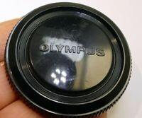 Olympus OM camera Body Dust Cap genuine made in Japan OM-1 OM-2 OM-4 OEM