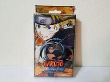 Naruto CCG Cards Fateful Reunion Naruto Supreme Tornado Starter Deck Set SEALED
