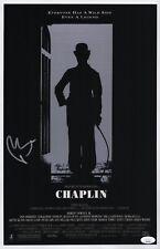 Robert Downey Jr Authentic Hand Signed 11x17 Chaplin In-Person Autograph JSA COA