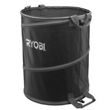 RYOBI Lawn Leaf Bag 22 in. x 2 in. x 22 in. Tear Resistant Collapsible Frame