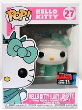 Hello Kitty - Lady Liberty Anniversary #27 Pop Vinyl Funko NYCC 2019