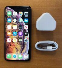 Apple iPhone XS Max - 256GB - Gold (Unlocked) (Please Read Description) (T124)