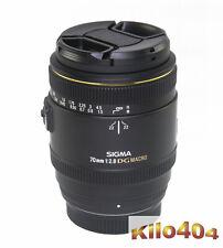 Sigma für Pentax 70mm 1:2,8 EX DG Macro 1:1 * K-1 * KP * K-5 * K-3 * K-7 * K-70