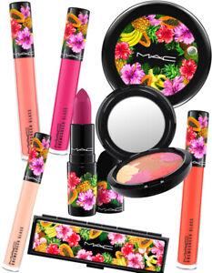 MAC Cosmetics Snow Ball Eye Shadows, Fruity Juicy collection