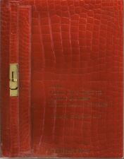 CHRISTIE'S HERMES Kelly Bag Belt Manolo Blahnik Vuitton Auction Catalog 2007