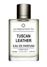 2 X TOM TUSCAN LEATHER 35ml Perfume Spray ***BEST QUALITY*** ALTERNATIVE
