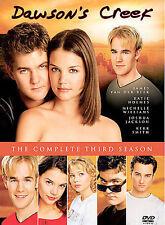 Dawsons Creek - Third Season (DVD, 2004, 4-Disc Set)