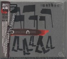TAIWAN OBI 2-CD DIGIBOOK Depeche Mode: Spirit - Deluxe Edition (2017) SEALED