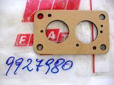 DISTANZIALE CARBURATORE FIAT 131-132 CARB.WEBER 0RIGINALE FIAT 9927980