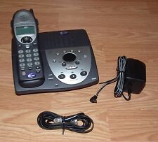 AT&T (2256) 2.4 GHz Single Line Cordless Phone System w/ Power Supply **READ**