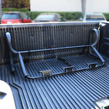 Black Quick Release Style Fork Mount Inside Pickup Bed Bike/Bicycle Rack Carrier