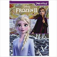 Disney - Frozen 2 Look and Find Activity Book - PI Kids HARDCOVER 2019 by Edi...