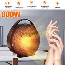 XMAS 800W Mini Hause Home Heizung Tragbare Luft Heizung Warm Fan Heizung Desktop