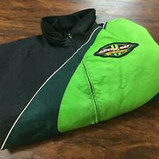 ARCTICWEAR Thinsulate Black & Green Arctic Cat Snowmobile Jacket Men's Size 2XL