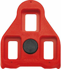 NEW ARC 1 Look Delta Cleats 9 Degree Red ARC1+, compatible with Peloton
