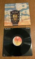 J.J. Cale Troubadour-Shelter ISA 5011.Orig.Lyrics Inner Sleeve.UK Vinyl LP EX/EX