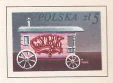 POLAND 1983 **MNH Postcard Cp#828  100 years, the Jubilee Polish Circus Artists