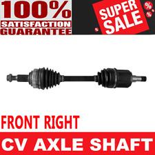 CV Axle Assembly Rear Right GSP NCV10275