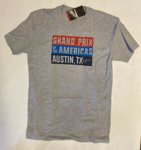 Grand Prix Red Bull Austin Texas Cavallino Mens S Super Soft T-Shirt NWT 1507