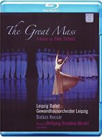 Mozart: The Great Mass [Blu-ray] [2011] [Region A and B and C]