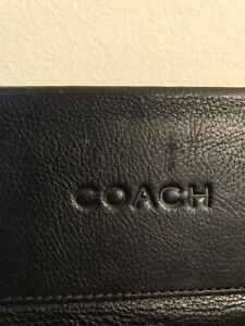 Coach iPad cover