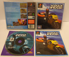 Console Game Gioco SONY Playstation 1 PSOne PSX PS1 PAL EA 1° Stampa  Road Rash