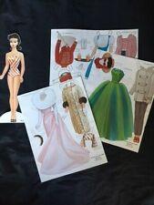 Nostalgic Barbie by Peck Aubry, 1989 Uncut