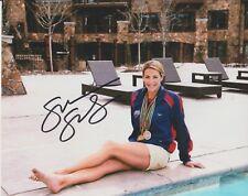 Summer Sanders authentic signed autographed 8x10 photograph holo COA